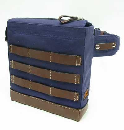 スーツケース装着バッグ
